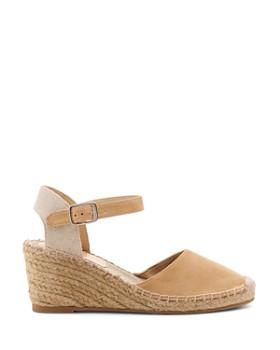 e1da8ae412c71 ... Botkier - Women's Elia Suede Ankle Strap Espadrille Wedge Sandals
