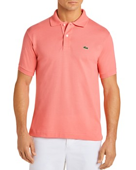991eb214 Lacoste - Heathered Pique Polo ...