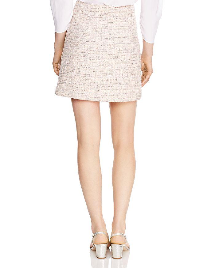 add7609fa3bf8a Sandro Agatha Tweed Mini Skirt | Bloomingdale's