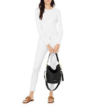 MICHAEL Michael Kors - Brooke Medium Leather Bucket Bag