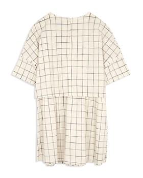 JOE'S - Girls' Tie-Front Checked Dress - Big Kid