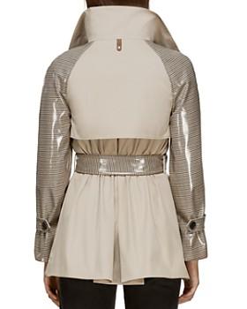Mackage - Iva Wrap Short Trench Coat