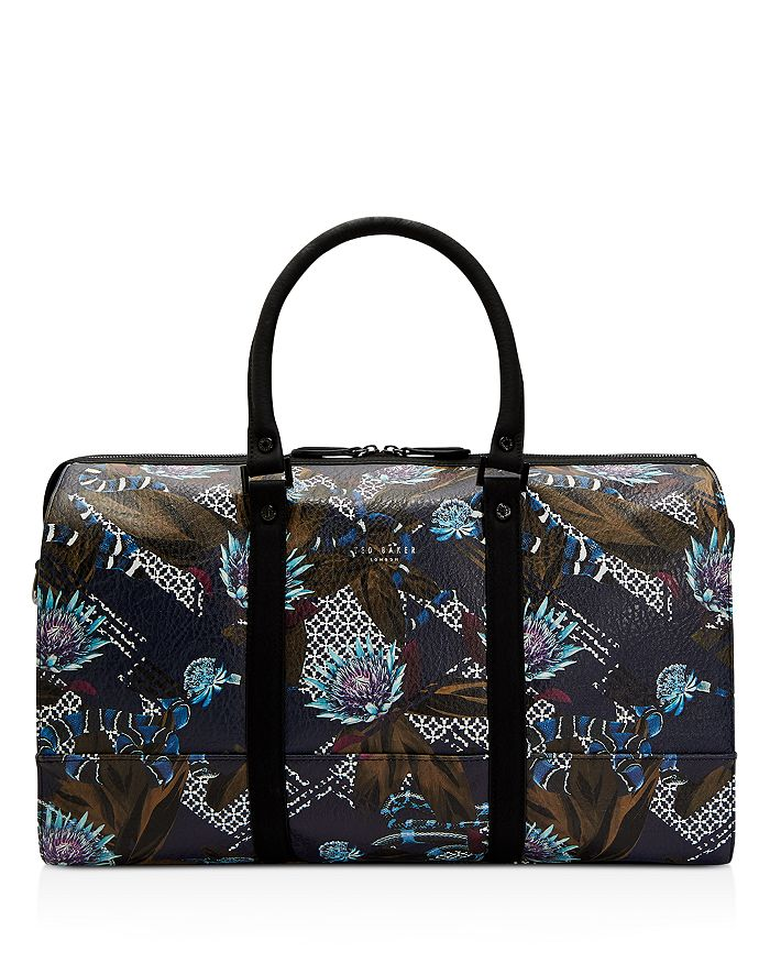 Ted Baker - Zillion Printed Pu Holdall