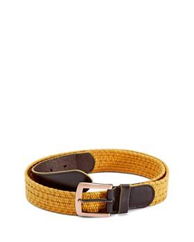 e2d9cd020 Ted Baker - Galan Leather Woven Belt ...