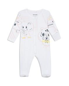 Kenzo - Girls' Tiger Footie Pajamas - Baby