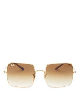 Ray-Ban - Women's Square Sunglasses, 54mm