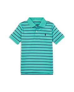 Ralph Lauren - Boys' Performance Lisle Polo Shirt - Little Kid