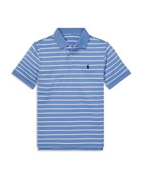 80dba1c90cc94 Ralph Lauren - Boys  Performance Lisle Polo Shirt - Big Kid ...