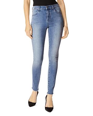 J Brand Jeans MARIA HIGH-RISE SKINNY JEANS IN VEGA