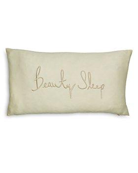 "Ted Baker - Beauty Sleep Decorative Pillow, 12"" x 22"""