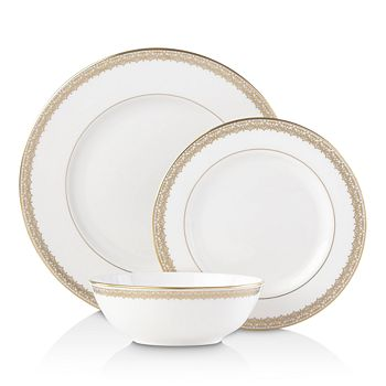 Lenox - Lace Couture 3-Piece Place Setting