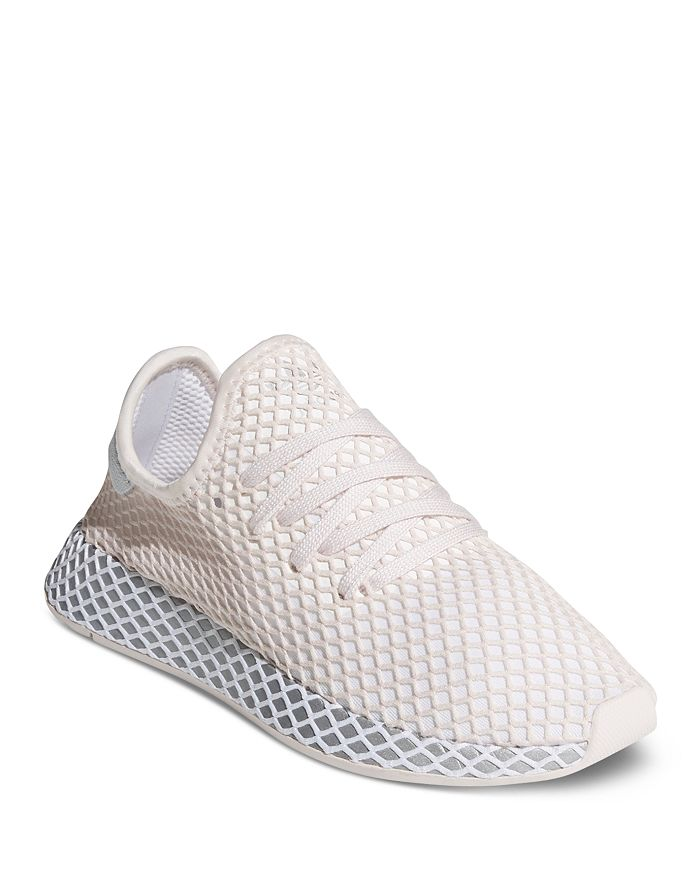b67e468c8436e Adidas - Women s Deerupt Net Lace Up Sneakers