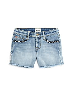 Hudson - Girls' Festival Denim Shorts, Little Kid, Big Kid - 100% Exclusive