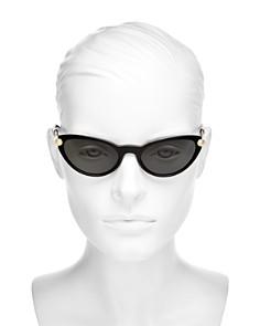 Versace - Women's Cat Eye Sunglasses, 54mm