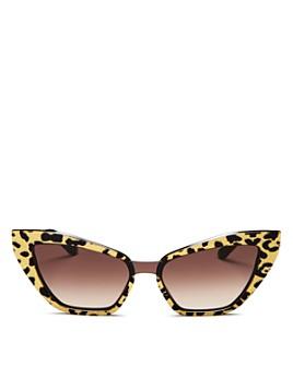Dolce & Gabbana - Women's Cat Eye Sunglasses, 55mm