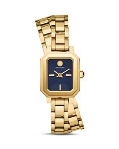 Tory Burch - Robinson Navy Blue Dial Mini Watch, 22mm