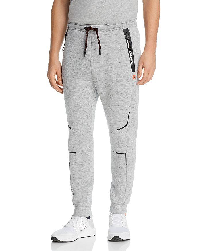 Superdry - Gym Tech Neoprene Slim Fit Jogger Pants