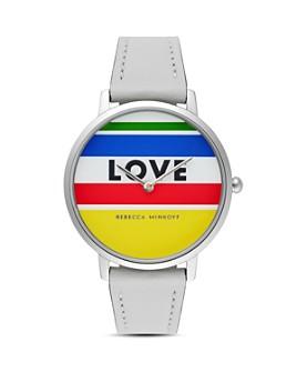 "Rebecca Minkoff - Major ""Love"" Watch, 35mm"