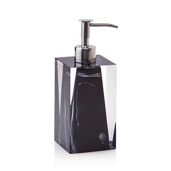 Kassatex - Ducale Black Lotion Dispenser - 100% Exclusive