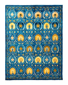 Solo Rugs - Lyon Suzani Area Rug Collection