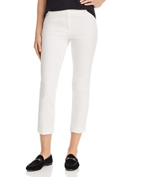 f02a810e96 Theory - Classic Cropped Skinny Pants ...