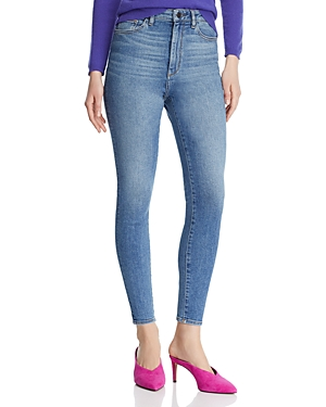 Dl Jeans DL1961 CHRISSY ULTRA HIGH-RISE SKINNY JEANS IN WEYMOUTH