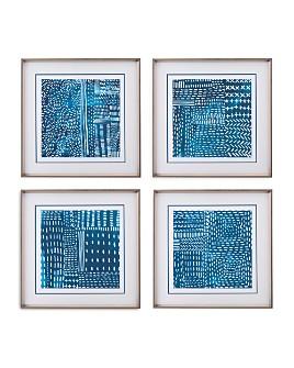 Bassett Mirror - Sashiko Stitches Collection