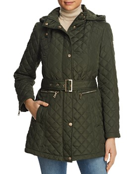 d5372dae0924e VINCE CAMUTO - Belted Quilted Jacket ...