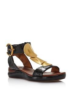 Chloé - Women's Wanda Flat Sandals