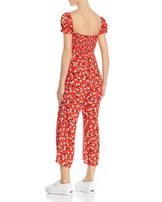 Faithfull the Brand - Della Floral Print Jumpsuit