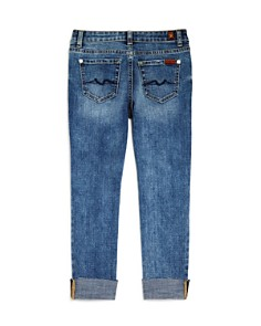 7 For All Mankind - Girls' Josephina Skinny Jeans - Little Kid