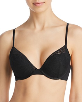 4df031ff9034e On Gossamer - Sleek   Lace Demi Underwire Bra ...