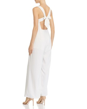 Finders Keepers - Flamenco Striped Jumpsuit