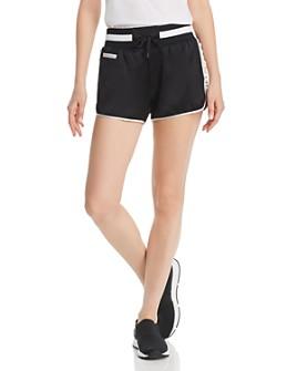 Blanc Noir - Sutra Dolphin Shorts