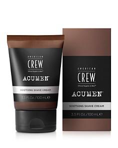 American Crew Acumen - ACUMEN™ Soothing Shave Cream - 100% Exclusive