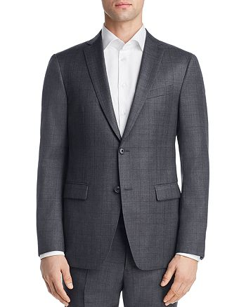 John Varvatos Star USA - Tonal Plaid Slim Fit Suit Jacket