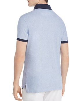 Dylan Gray - Contrast-Trimmed Piqué Classic Fit Polo Shirt