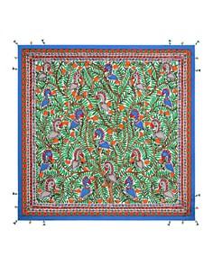 Tory Burch - Something Wild Printed Silk Scarf