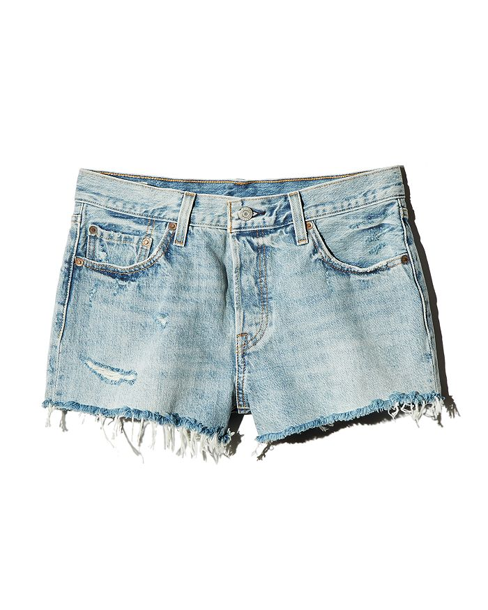 22cb5324bd Levi's 501 Denim Shorts in Waveline | Bloomingdale's
