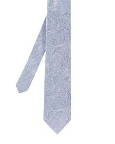 Ted Baker - Apart Floral Silk Skinny Tie