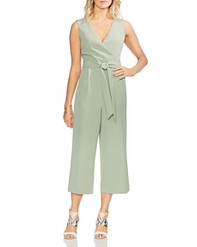 1c67068446b0 VINCE CAMUTO - Sleeveless Cropped Jumpsuit ...