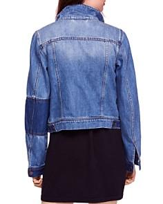 Free People - Rumors Denim Jacket in Indigo Blue