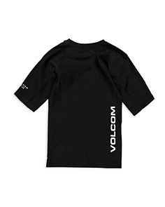 Volcom - Boys' Lido Short Sleeve Rash Guard Top - Big Kid