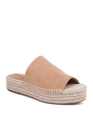 Splendid Sandals WOMEN'S THADDEUS ESPADRILLE SLIDE SANDALS