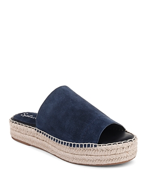 Splendid Sandals WOMEN'S THADDEUS ESPADRILLE SLIDE SANDALS