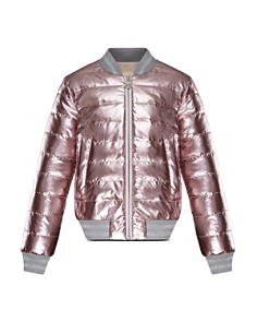 Moncler - Girls' Garonna Down Puffer Jacket - Little Kid