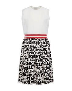Moncler - Girls' Logo Mania Dress - Little Kid