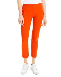 Theory - Classic Cropped Skinny Pants