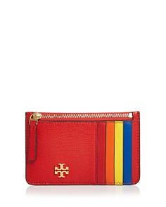 Tory Burch - Kira Slim Leather Card Case