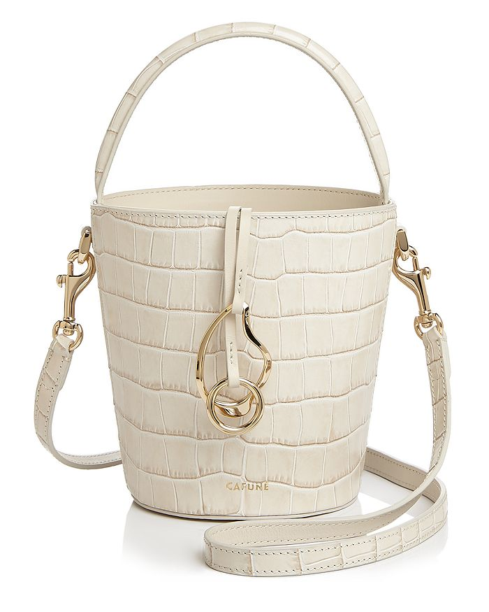Cafuné - Mini Basket Bucket Bag